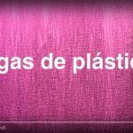 Sabina algas de plástico  3 ESO